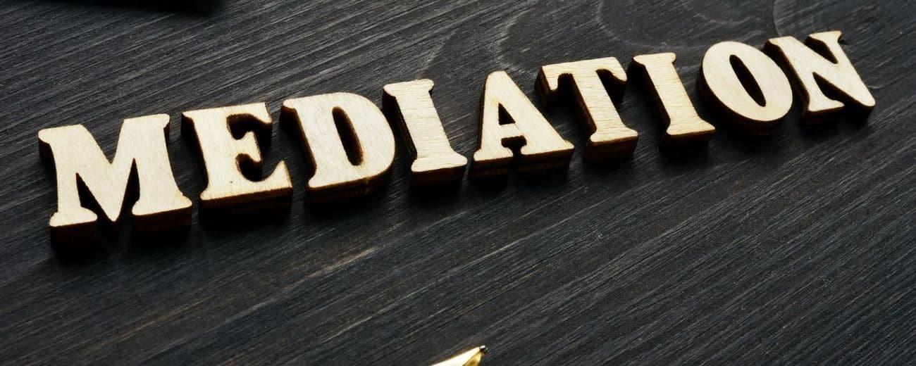 Construction mediation process
