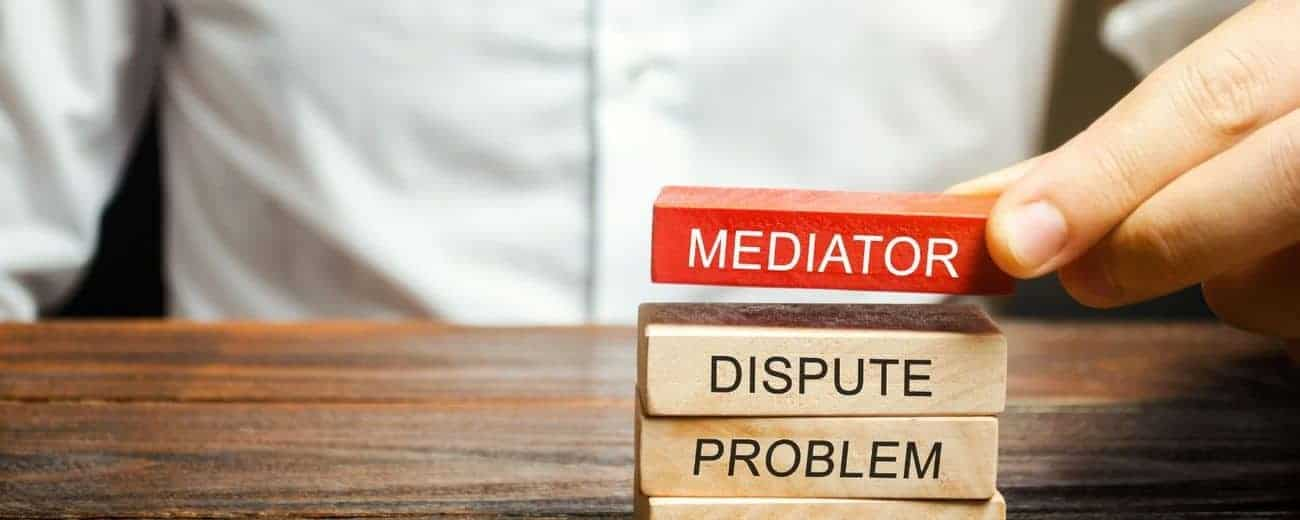mediating problem between workers local